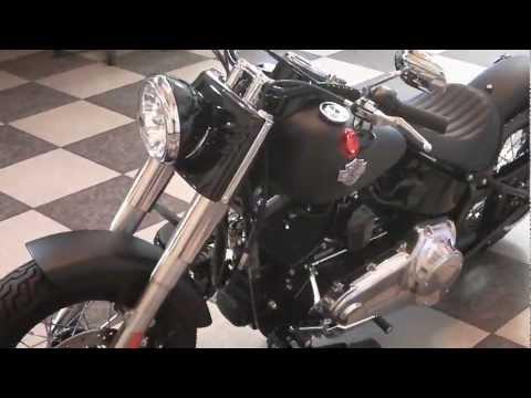 Softail Slim 2012 Harley-Davidson
