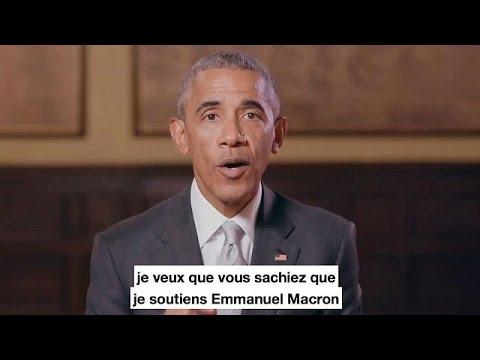 Ο Ομπάμα, οι φήμες για offshore του Μακρόν και τα αυγά στη Λε Πεν