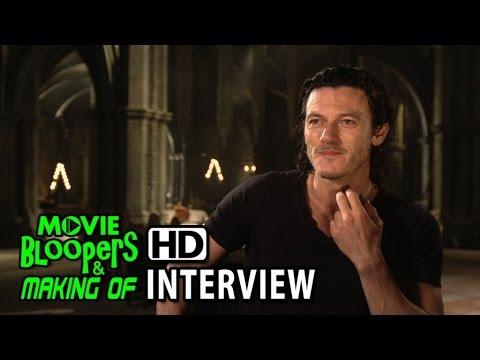 Dracula Untold (2014) Luke Evans (Vlad) Interview