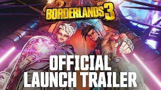 Кооперативный шутер Borderlands 3 поступил в продажу