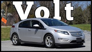 10. 2013 Chevrolet Volt: Regular Car Reviews