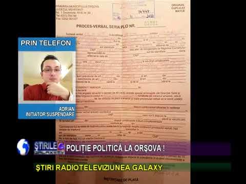 POLITIE POLITICA FACUTA DE POLITIA LOCALA DIN ORSOVA!?