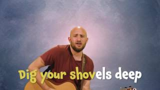 Bang your Hammer – the Passover song