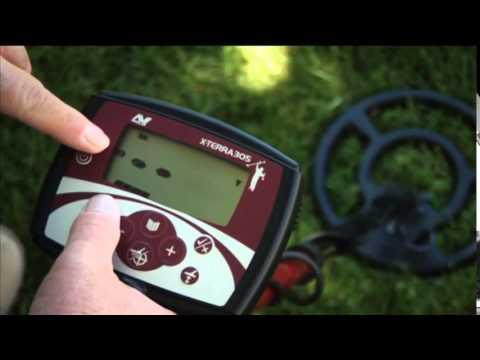 Minelab X TERRA 305 Metal Detector ~ Serious Detecting