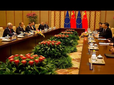 EU und China beraten über gemeinsame Anti-Trump-Front