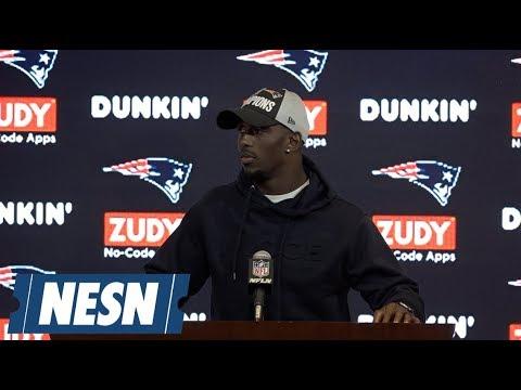 Video: Devin McCourty Week 16 Patriots vs. Bills postgame press conference