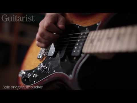 PRS Brent Mason signature electric guitar review demo by Darran Charles