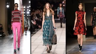 London Fashion Week: Trends To Watch