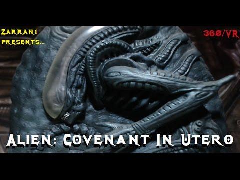 ALIEN VR Covenant In Utero エイリアン | Oculus 360 + STAR WARS bonus!