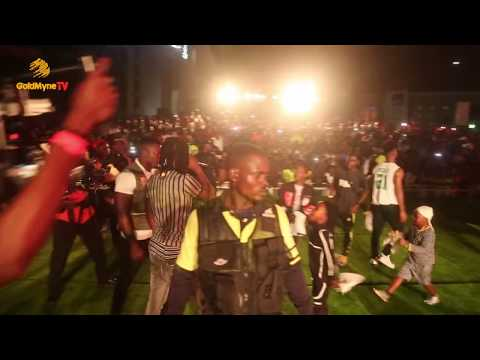 NAIRA MARLEY'S PERFORMANCE AT MERRYBET CELEBRITY CHALLENGE 2019