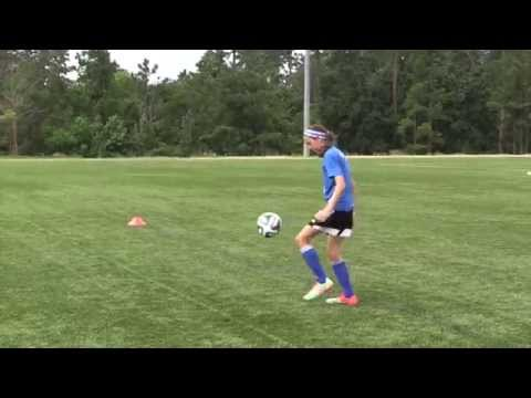 Soccer Fundamental #4 - Ball Control