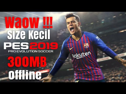 Download PES 2019 Mobile Lite Ukuran Kecil Offline | Mod Apk Dream League Soccer 19 Hack Unlimited