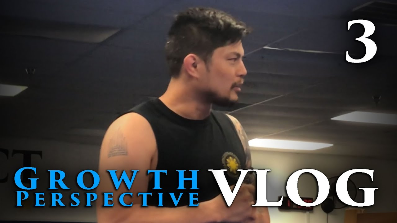 vlog 3: Growth Perspective