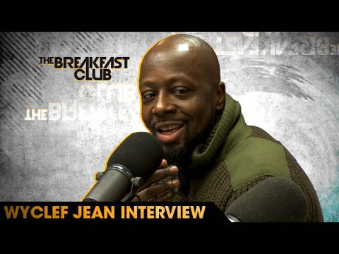 Wyclef Jean Talks Early Fugees Days, Memorable Times With Wu-Tang & His New EP J'ouvert W/ The Breakfast Club