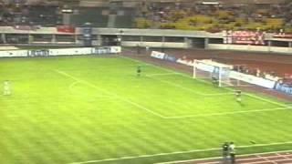 Der GAK feiert seinen zweiten Cup-Sieg gegen Salzburg (2000)