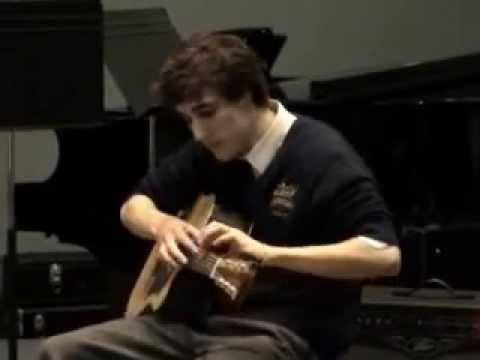 James Daly - My performance of Andy Mckee's Drifting at my high school Year 12 Farewell Concert 2008. TWITTER: http://twitter.com/jaamesdaly FACEBOOK: http://facebook.com...