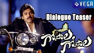 Nonton Gopala Gopala Movie Dialogue Teaser   Venkatesh Pawan Kalyan   Latest Telugu Movie Teaser  2015 Film Subtitle Indonesia Streaming Movie Download