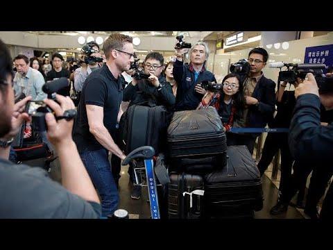 Β. Κορέα: Έφτασαν οι πρώτοι ξένοι δημοσιογράφοι