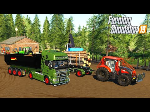 Fliegl Log Trailer v3.0.0.0