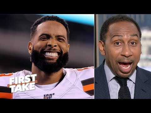 Video: 'The Jets are trash' – Stephen A. isn't impressed with the Browns | First Take