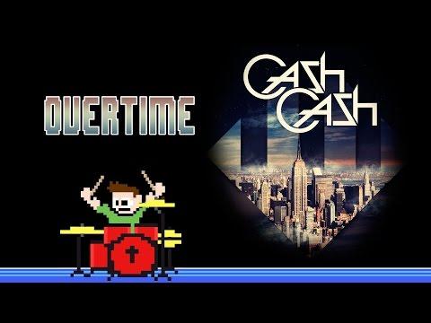 Cash Cash - Overtime (Drum Cover) -- The8BitDrummer