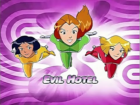Totally Spies! Season 5 - Episode 13 (Evil Hotel)