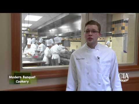 Culinary Arts: Freshman Year At The Culinary Institute Of America