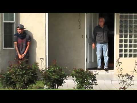 door - The last time we did this was back in 2011! Also happy 18th Birthday to James, wish him a happy birthday in the comments (: #ThreeStepDoorKnocking Here's the...