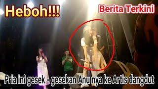 Video Heboh!!! Pria ini gesek - gesekan Anu nya ke Artis dangdut MP3, 3GP, MP4, WEBM, AVI, FLV April 2018
