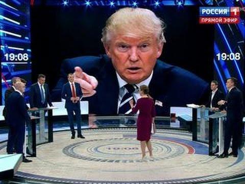 60 минут. Партнеры или угроза: как трактовать слова Трампа о России? Ток-шоу от 12.01.17 (видео)