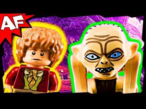 Vidéo LEGO Le Hobbit 79000 : Les énigmes de l'Anneau
