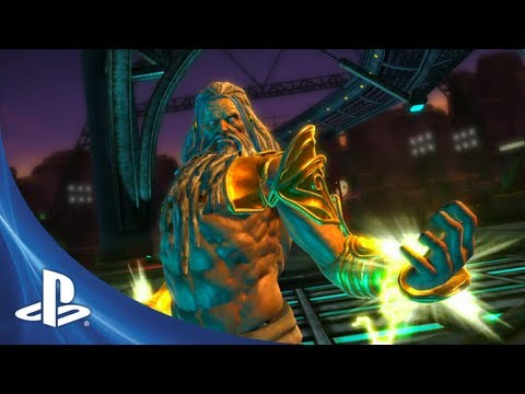PlayStation All-Stars Battle Royale - Zeus