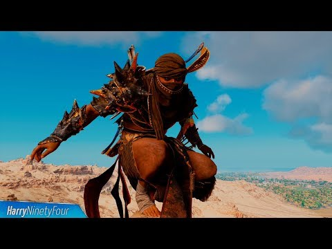 Assassin's Creed Origins: Curse Of The Pharaohs - Sting In The Tale Trophy / Achievement Guide