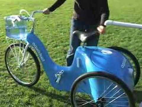 Purifica agua mientras usas tu bicicleta