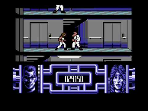 Terminator 2 : Judgment Day Amiga