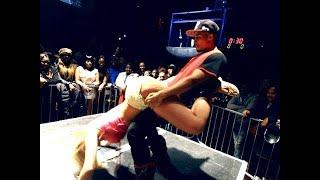 UK Twerking Championships 2013: Upside Down Twerking Round