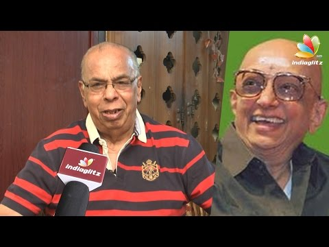 Cho Ramaswamy is the real example of True Friendship : Veteran Actor R. Neelakantan aka Neelu | (видео)