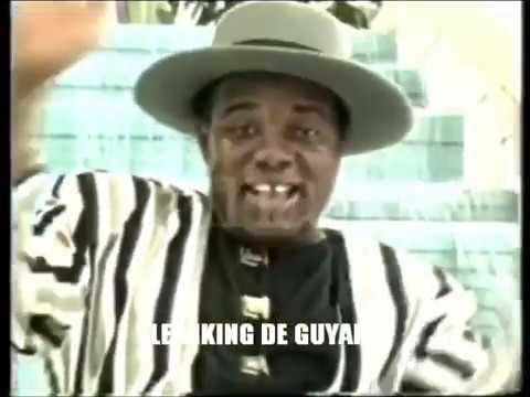 "Kanda Bongo Man ""Monie"" (clip original 1990)"