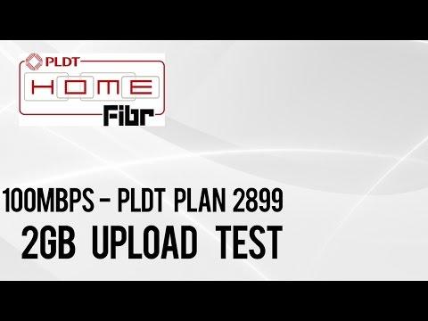 PLDT Fibr Plan 2899 100mbps - 2GB Video Upload Test via Linksys Router (3rd Party)_Legjobb videók: Hálózati eszközök