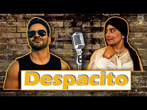 Baby sang Janu Ft. Luis Fonsi | Despacito | Ootpataang Productions