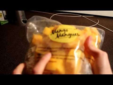 Review Delish Frozen Mango Mangoes Huge Bag Superstore Loblaws No Frills Extra Foods
