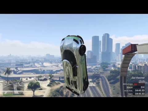 GTA V ONLINE Corridas impossveis #3