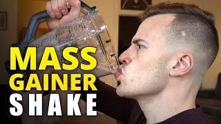 Best Homemade Weight Gainer Shake