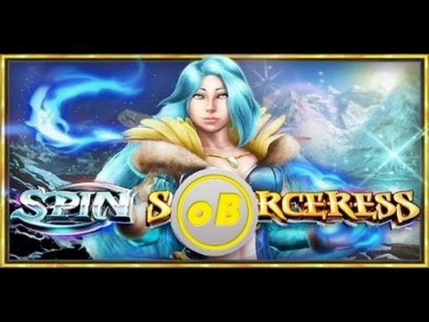 Spin Sorceress - Freegames