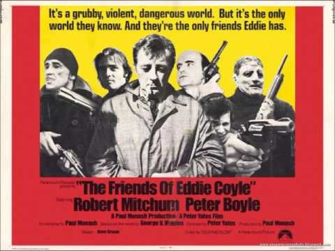 The Friends Of Eddie Coyle (1973) Soundtrack - Dave Grusin
