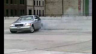 Mercedes-benz  W140 Drift ( Kavkazci V New-yorke )