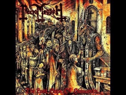 Necromessiah - BioTerror Beast