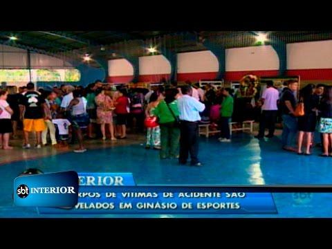 Vítimas de grave acidente na Rodovia Assis Chateaubriand em Pirapozinho são veladas em Prudente