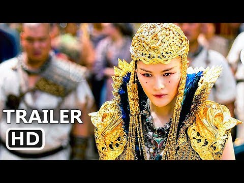 LEGEND OF THE NAGA MUTIARA Cuplikan Resmi  (2017) Fantasy Petualangan Film HD