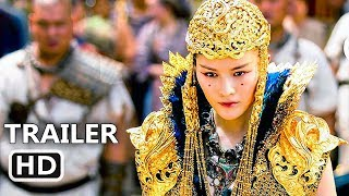 Nonton Legend Of The Naga Pearls Official Trailer  2017  Fantasy Adventure Movie Hd Film Subtitle Indonesia Streaming Movie Download